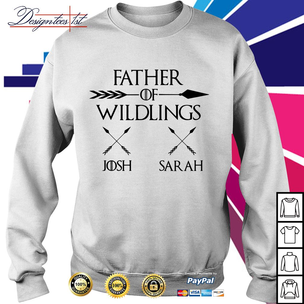 Game of Thrones father of wildlings Josh Sarah Sweater