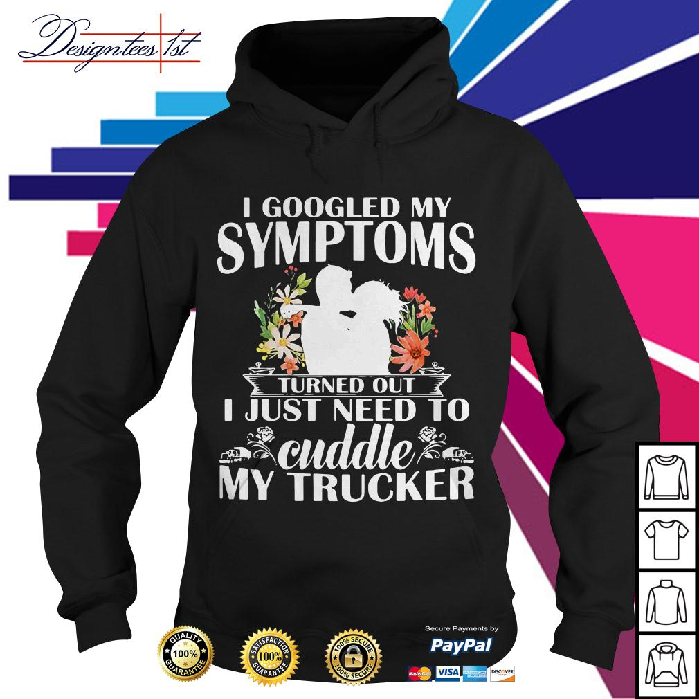 I googled my symptoms turned out I just need to cuddle Hoodie