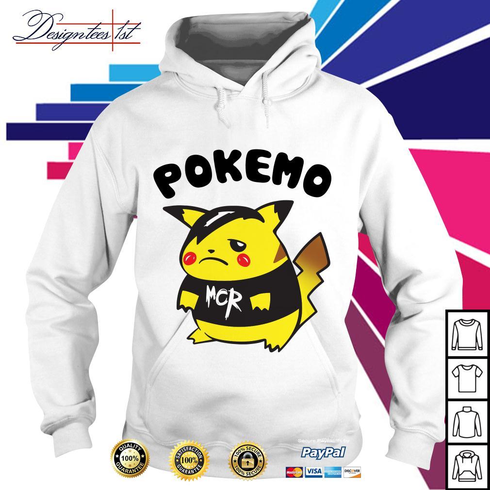 Pikachu Pokemon Pokemo MCR Hoodie