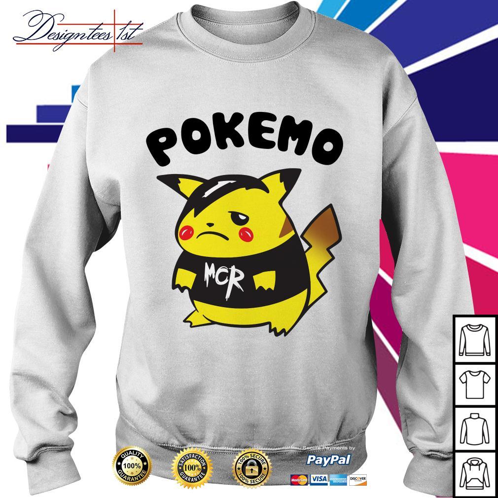 Pikachu Pokemon Pokemo MCR Sweater