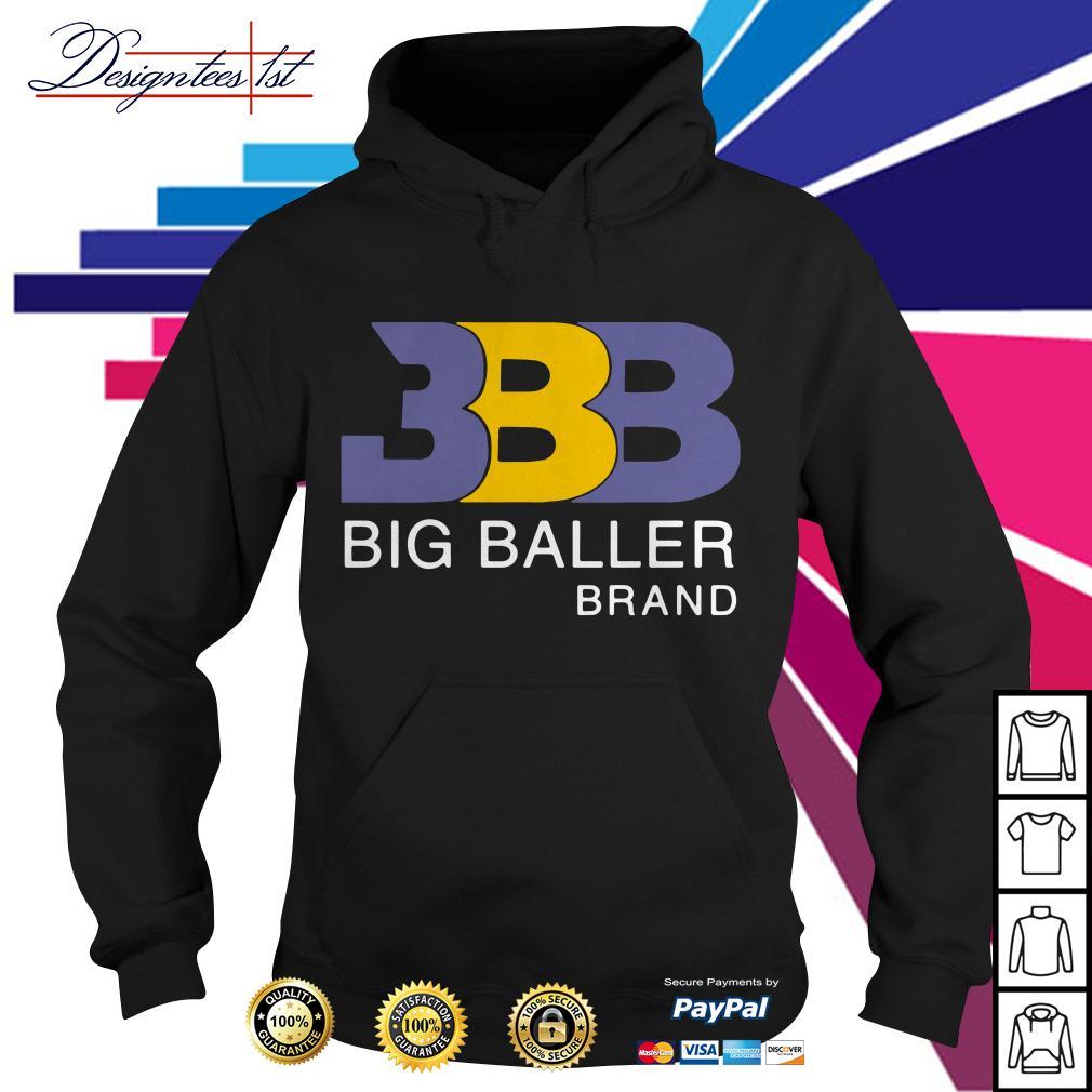 BBB big baller brand Hoodie