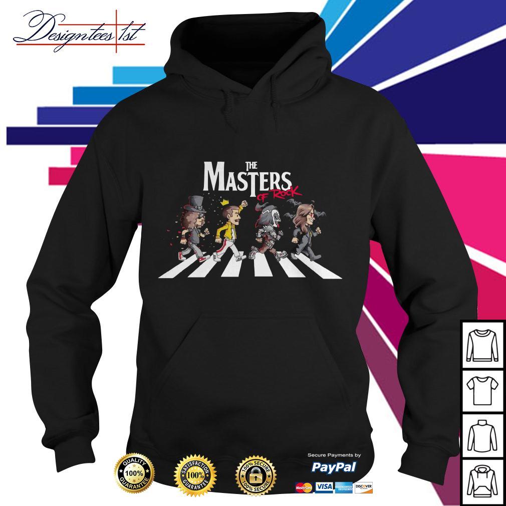 Freddie Mercury the Masters of rock Hoodie