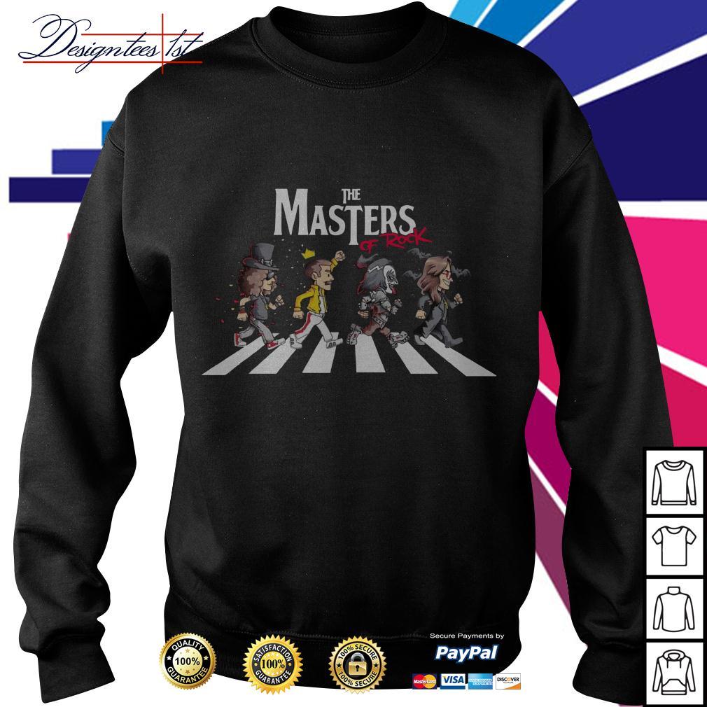 Freddie Mercury the Masters of rock Sweater