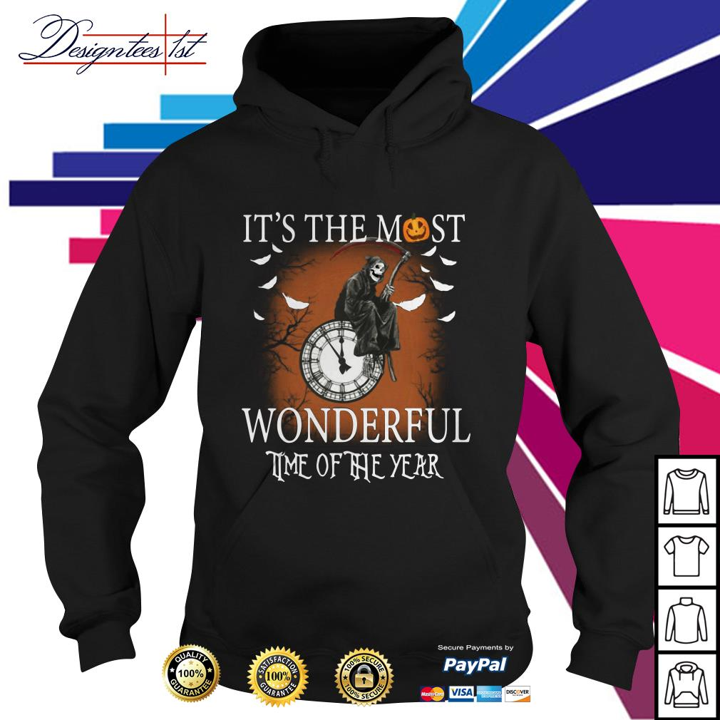 It's the most wonderful time of the year Hoodie