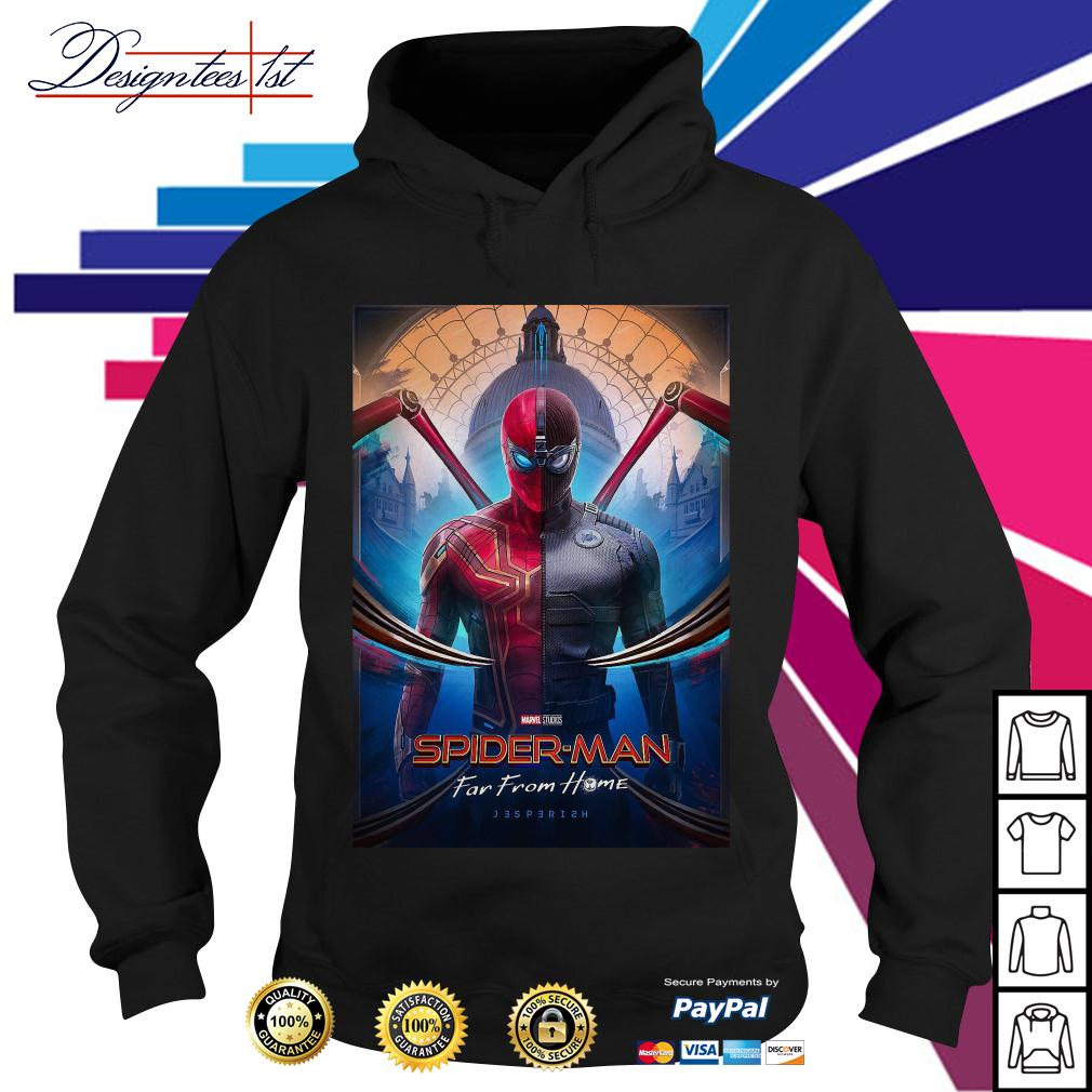 Marvel studios Spider-man far from home Hoodie