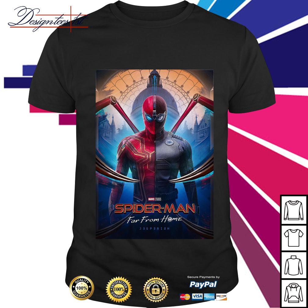 Marvel studios Spider-man far from home shirt