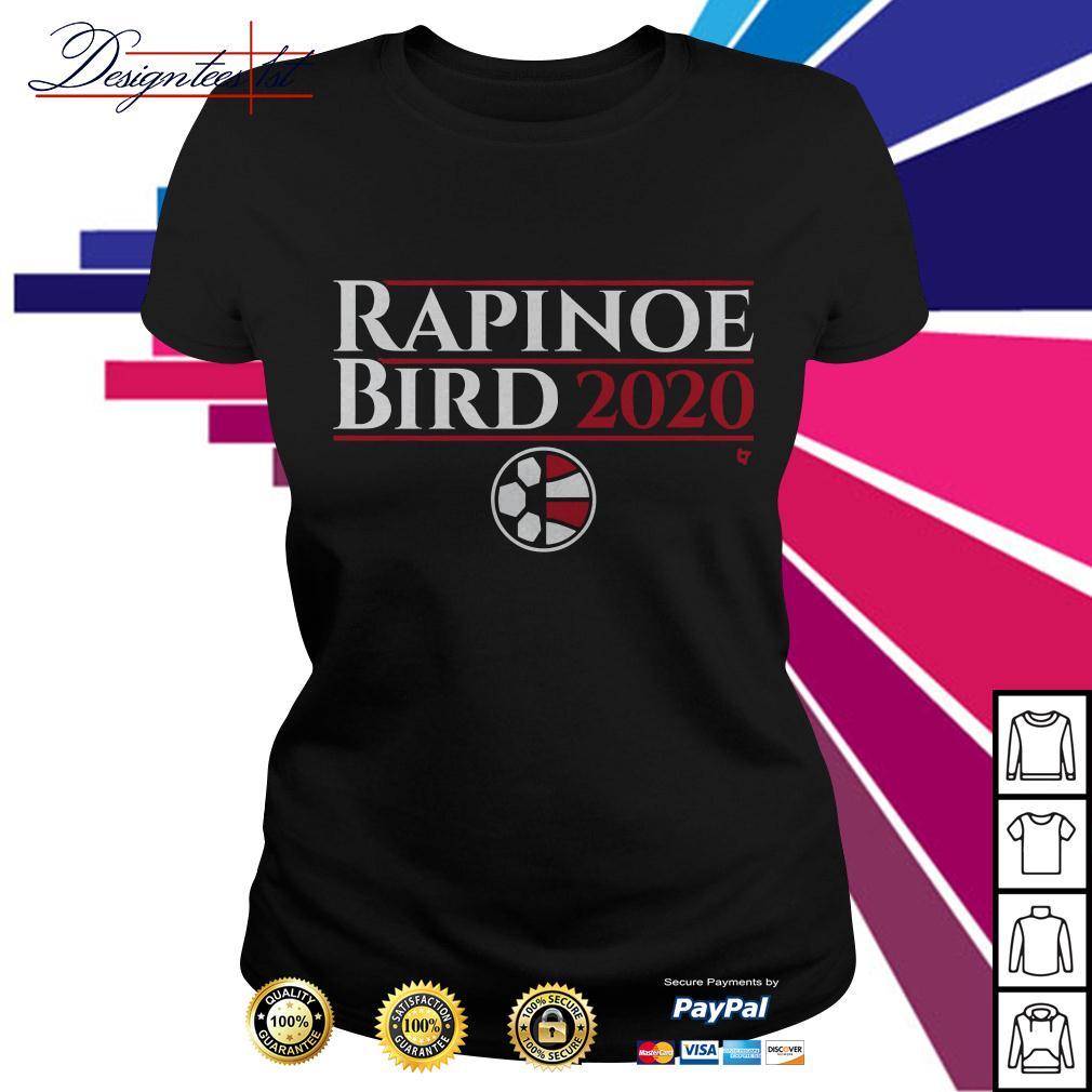 Megan Rapinoe Bird 2020 Ladies Tee