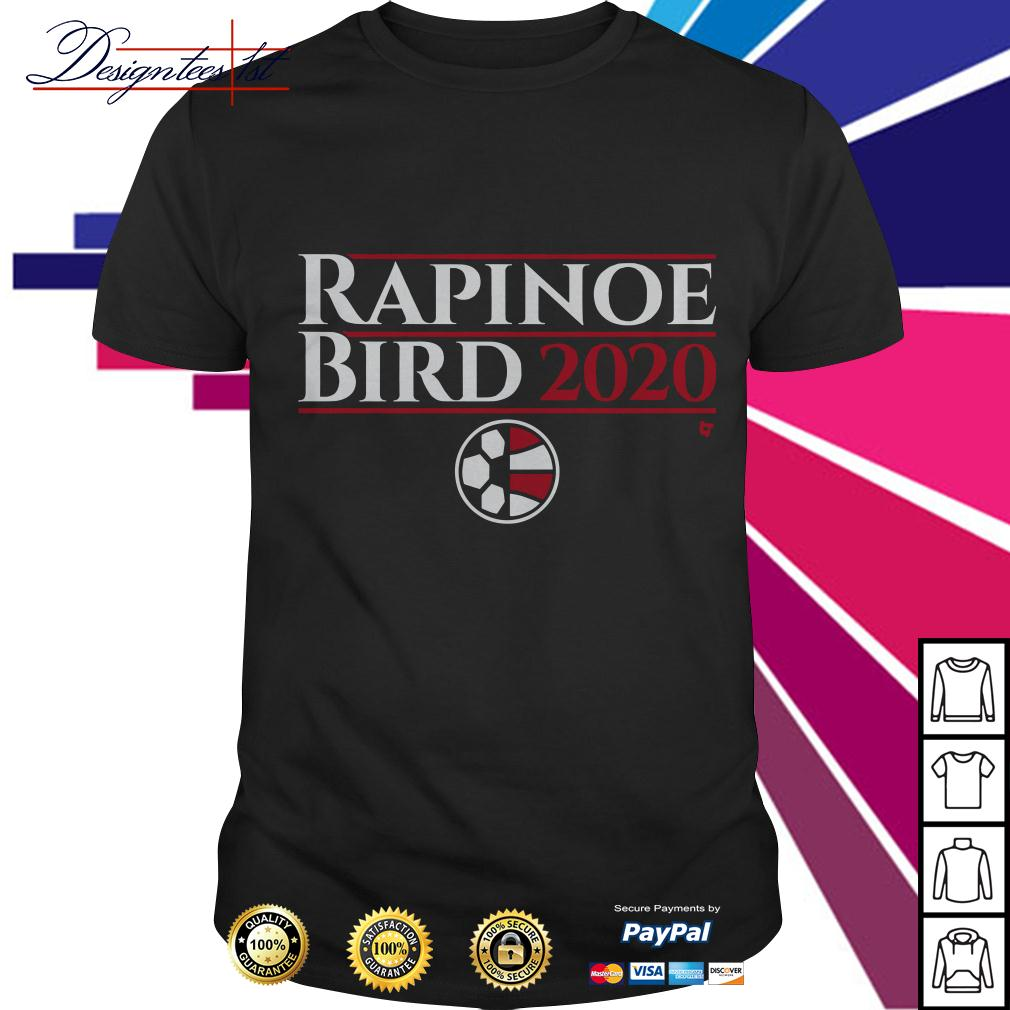 Megan Rapinoe Bird 2020 shirt