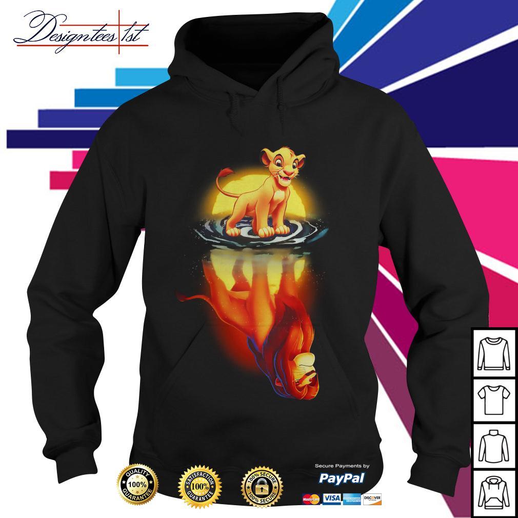 Simba moonlight lion king Hoodie