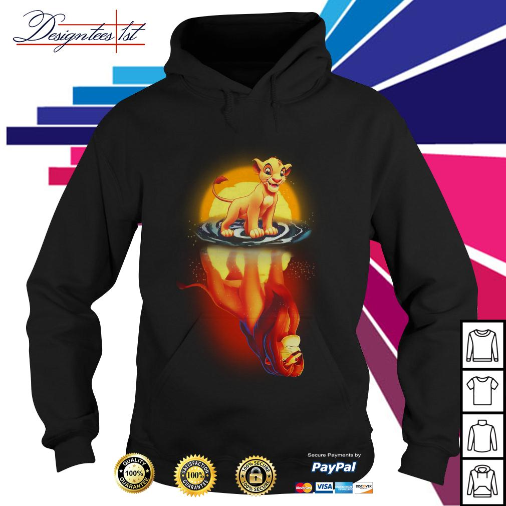 Simba remember who you are The Lion King Hoodie
