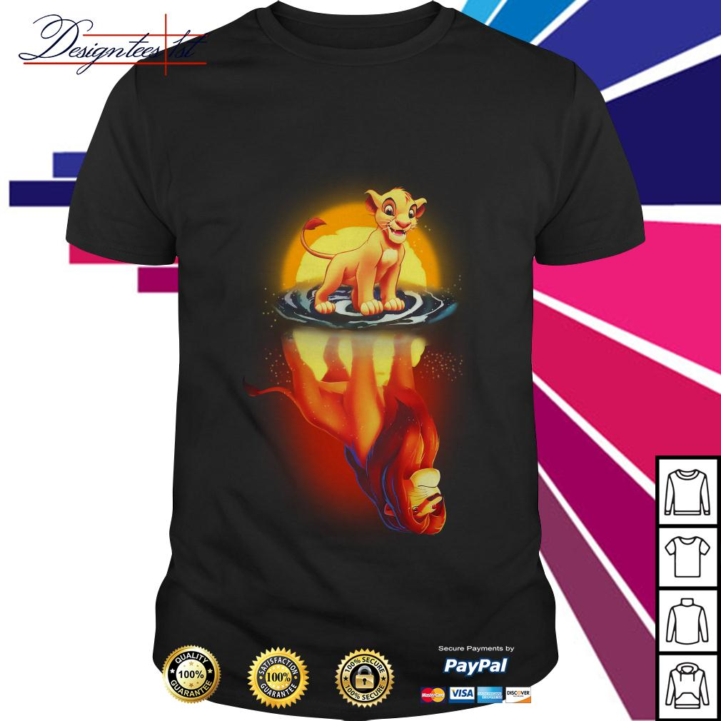 Simba remember who you are The Lion King shirt