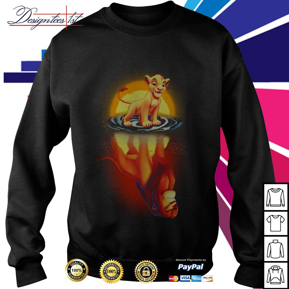Simba remember who you are The Lion King Sweater