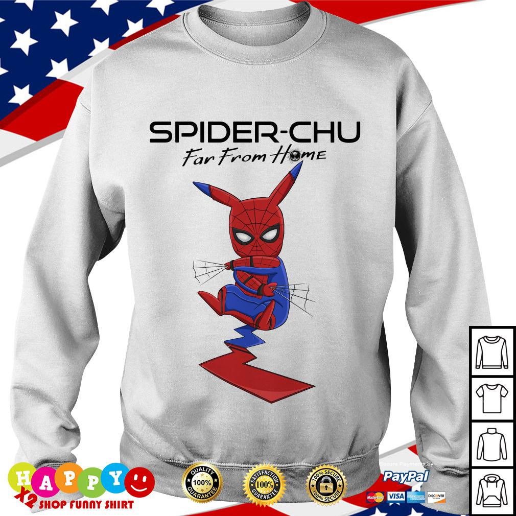 Spider Chu Far from home Sweater