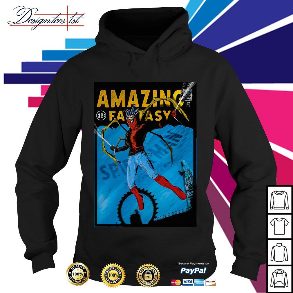 Spider-man amazing fantasy Hoodie
