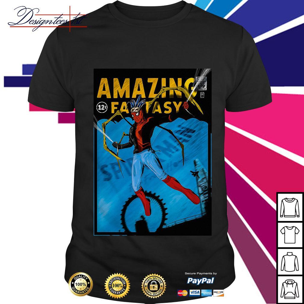 Spider-man amazing fantasy shirt