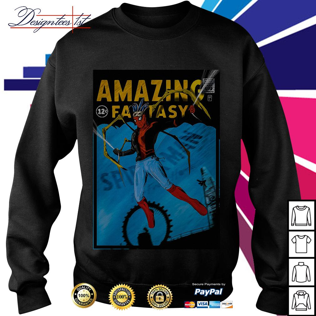 Spider-man amazing fantasy Sweater
