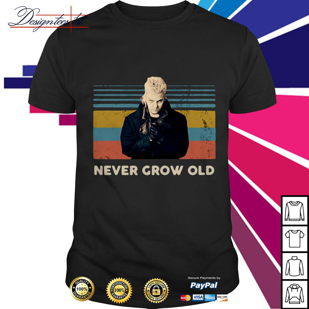 The Lost Boys Vampire never grow old vintage shirt