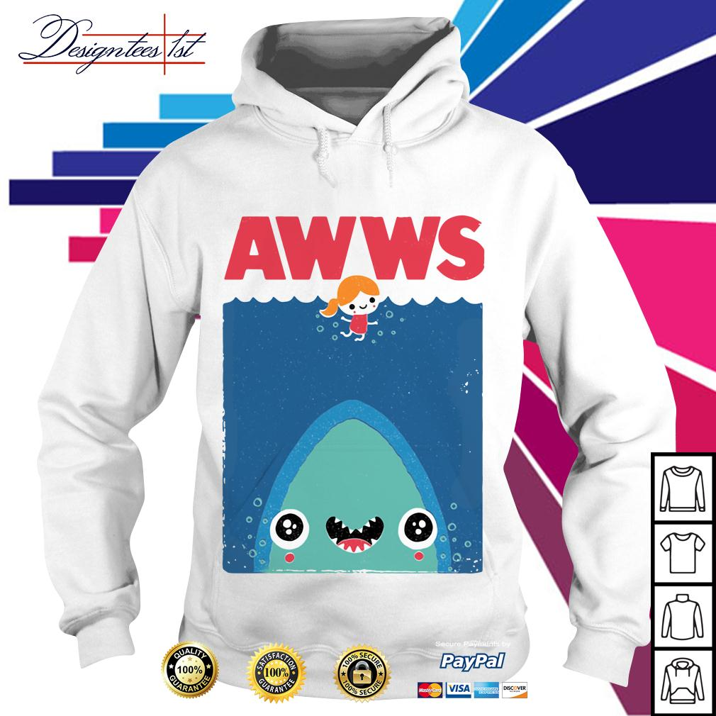 Awws shark Hoodie