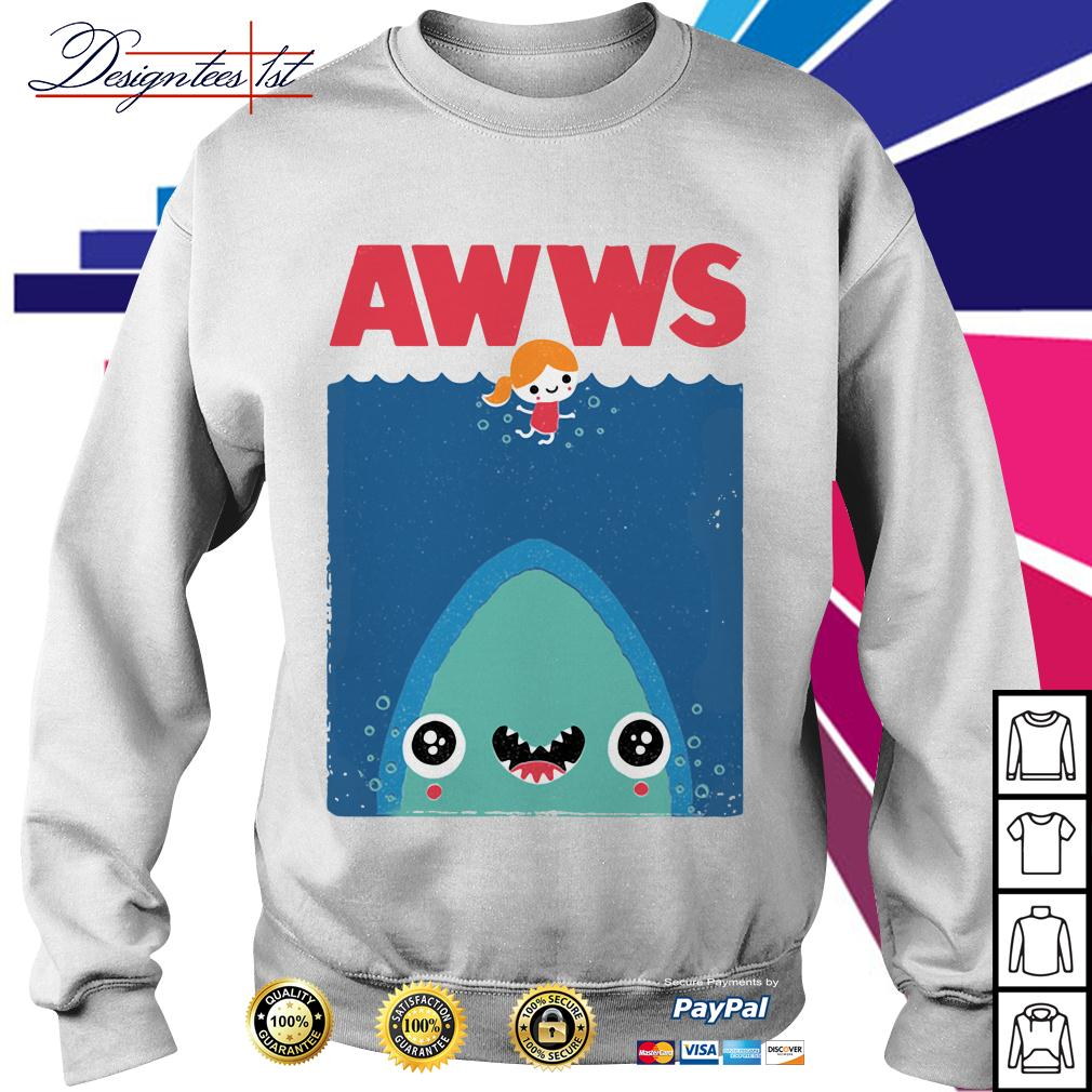 Awws shark Sweater
