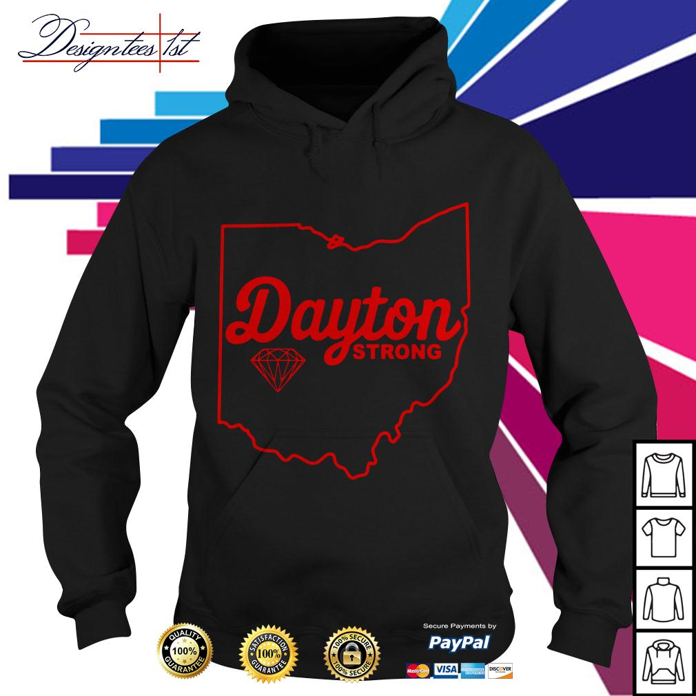 Dayton Strong Ohio Remembrance Hoodie