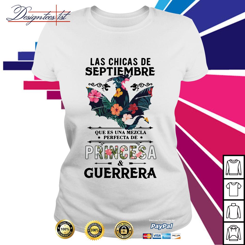 Game of Thrones las chicas de September que es una mezcla perecta de Ladies Tee