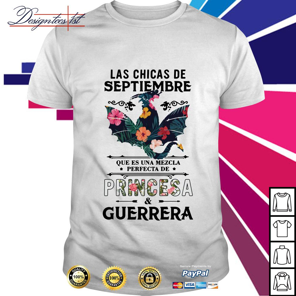 Game of Thrones las chicas de September que es una mezcla perecta de shirt