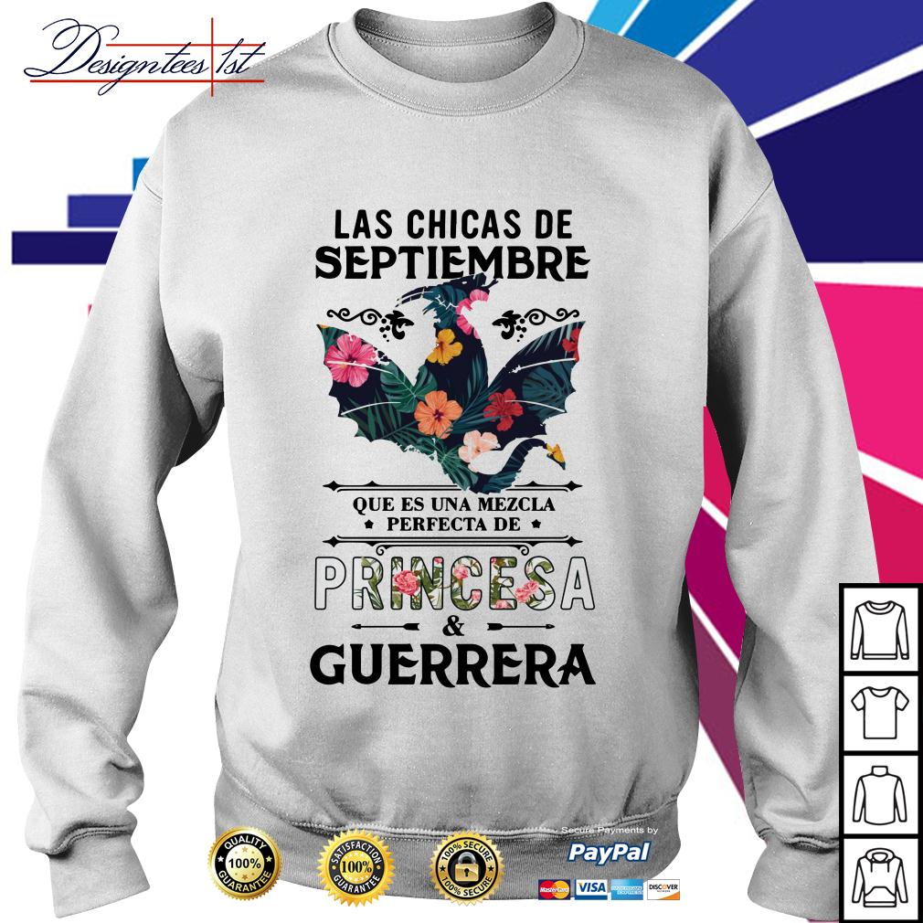 Game of Thrones las chicas de September que es una mezcla perecta de Sweater