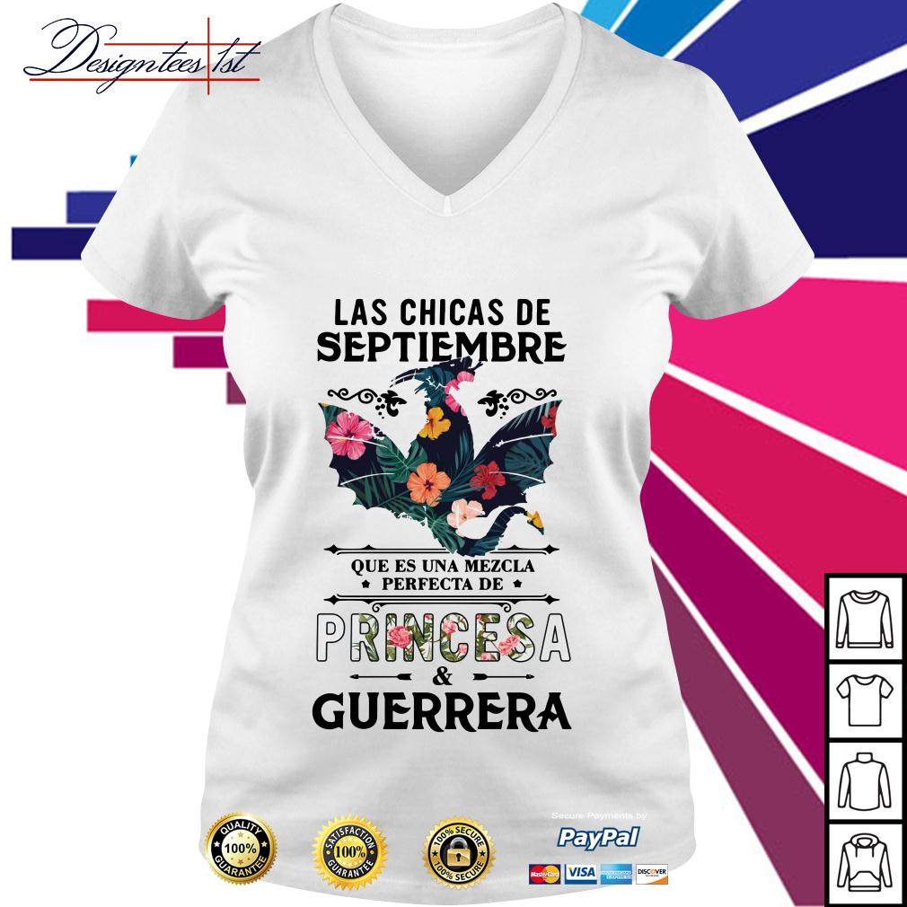 Game of Thrones las chicas de September que es una mezcla perecta de V-neck T-shirt