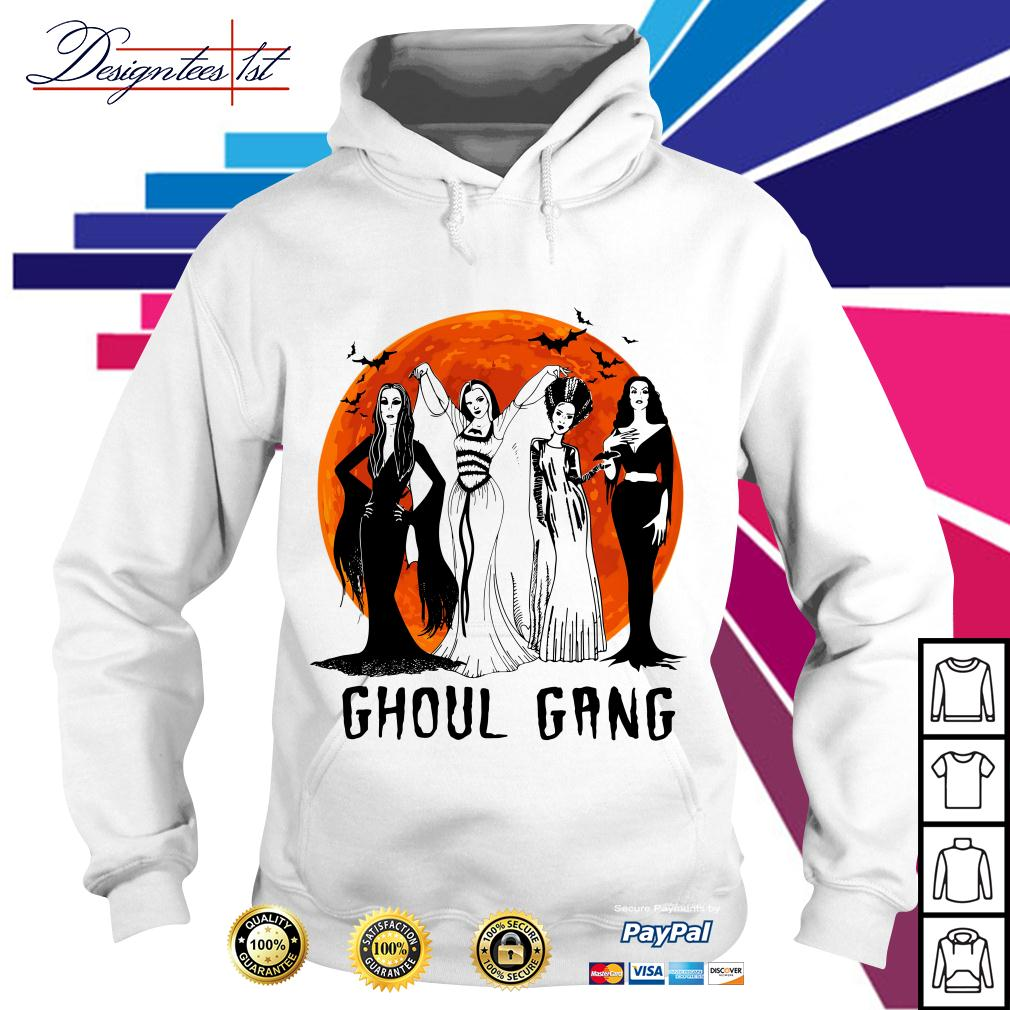 Ghoul Gang Queens of Halloween Hoodie