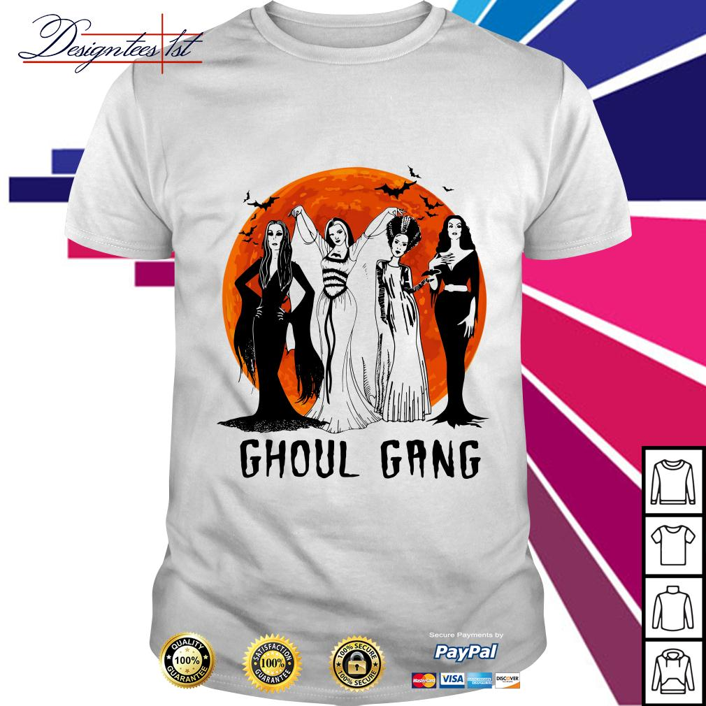 Ghoul Gang Queens of Halloween shirt