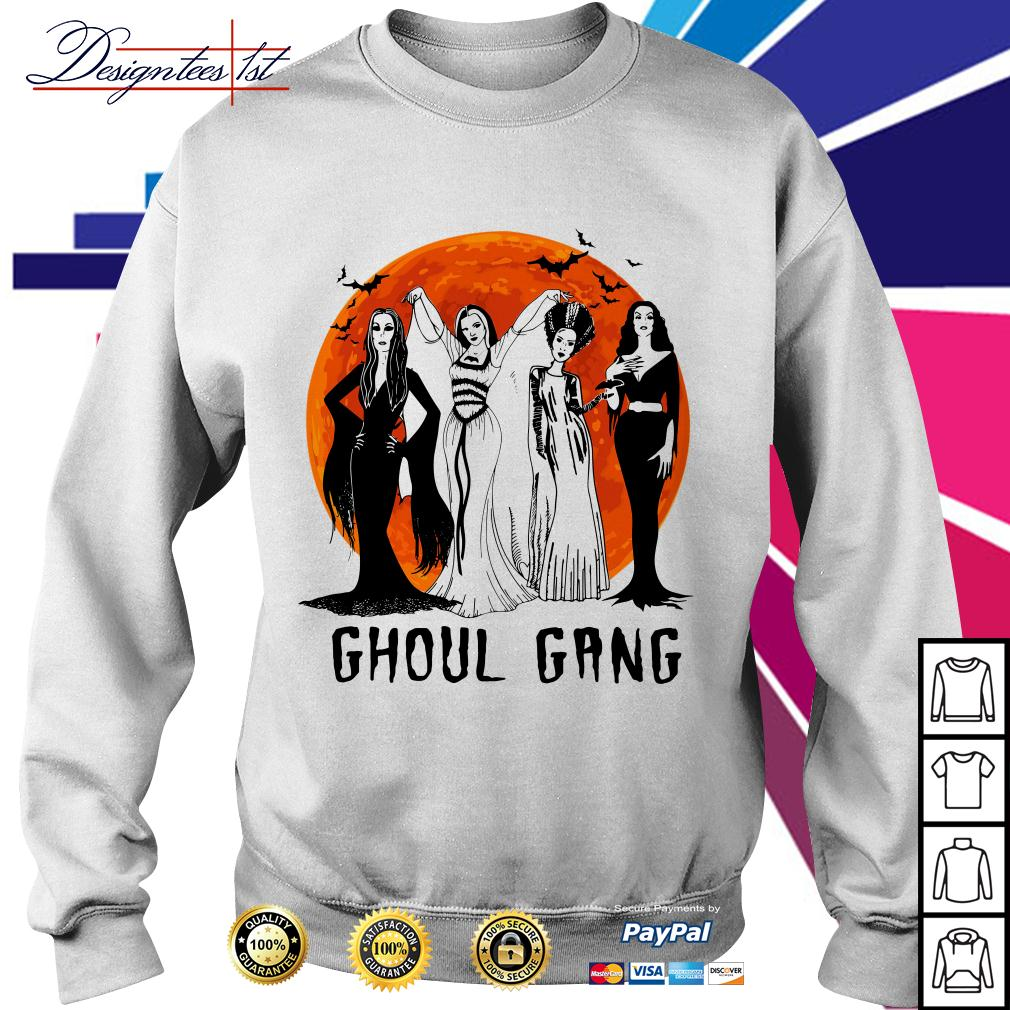 Ghoul Gang Queens of Halloween Sweater