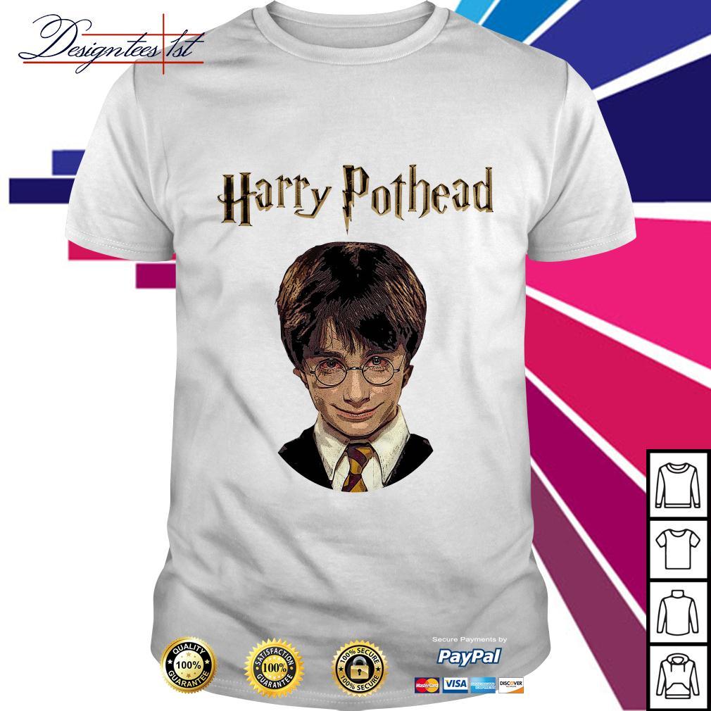 Harry Potter Harry Pothead shirt