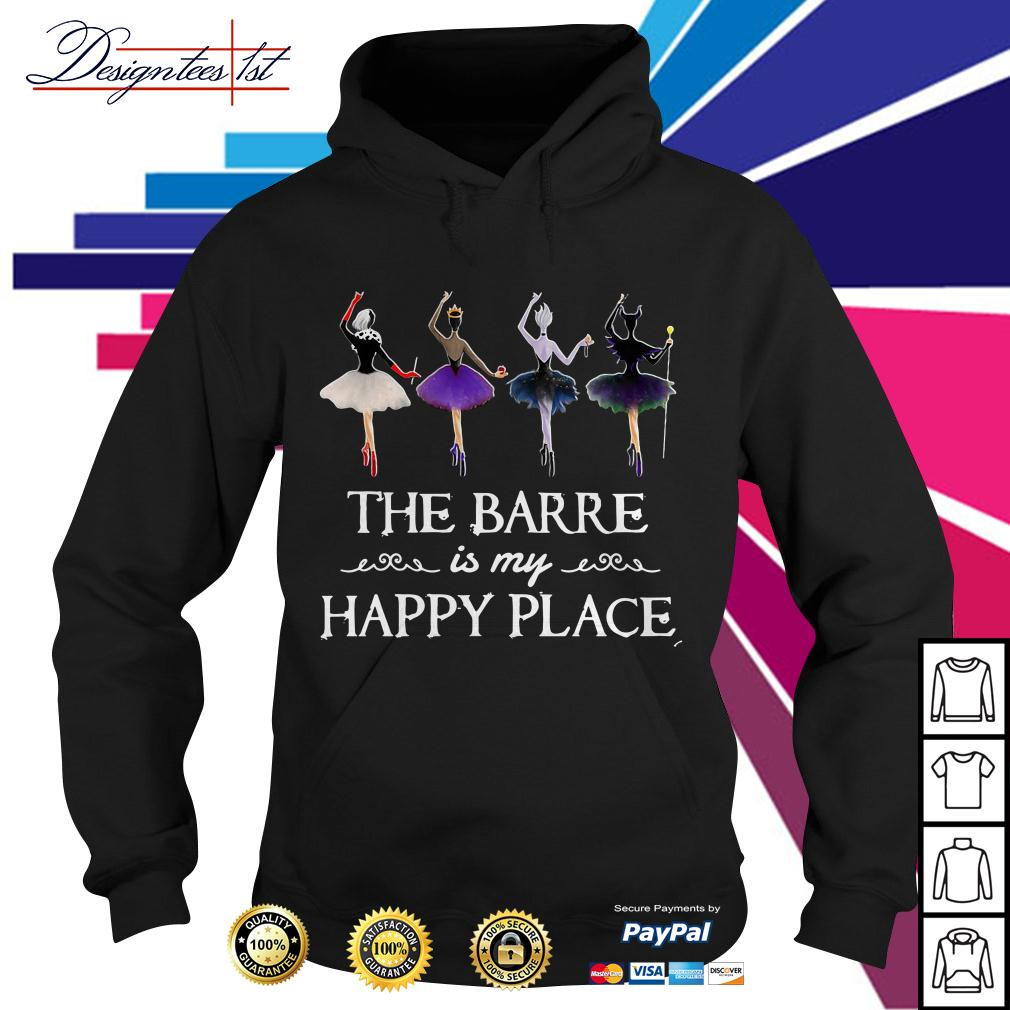 Hocus Pocus the barre is my happy place Hoodie