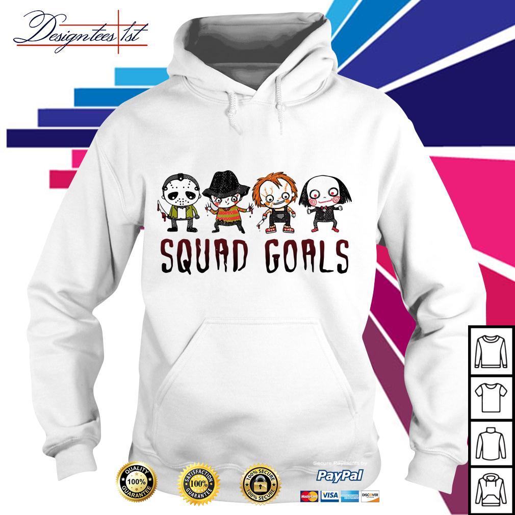Horror squad goals Hoodie