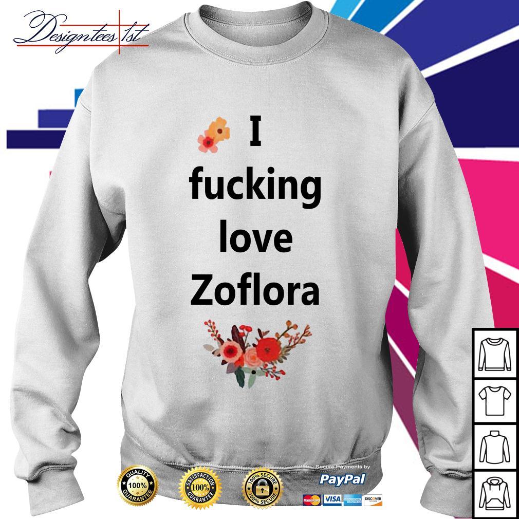 I fucking love Zoflora Sweater
