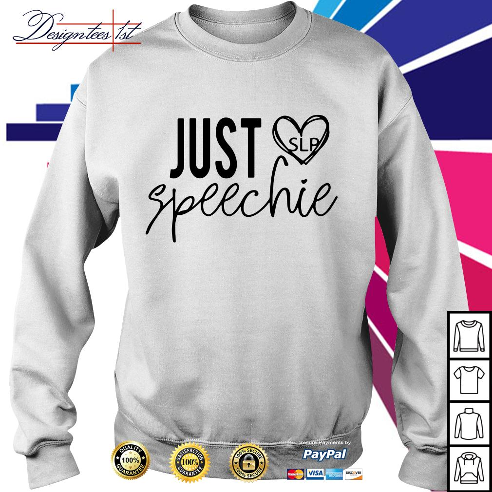 Just speechie SLP Sweater