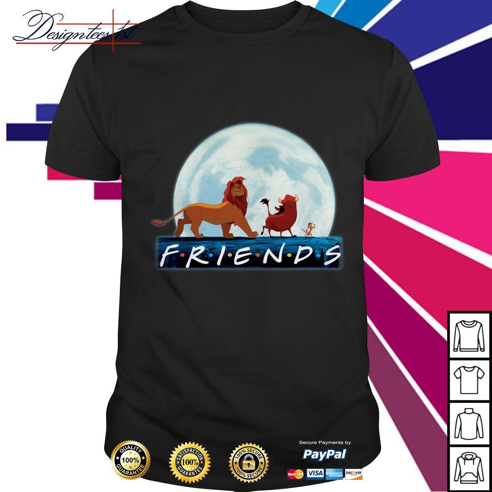 The Lion King friends Simba Pumbaa Hakuna Matata shirt