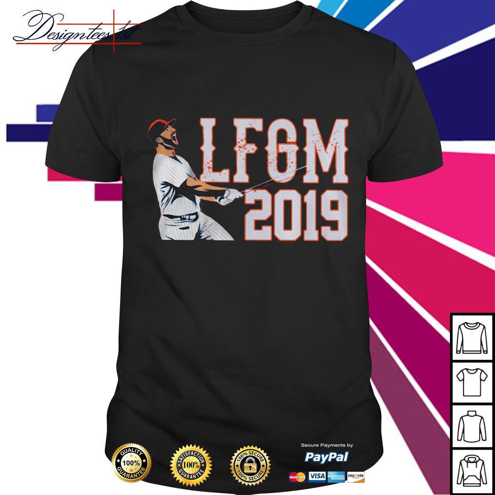 Pete Alonso LFGM 2019 shirt
