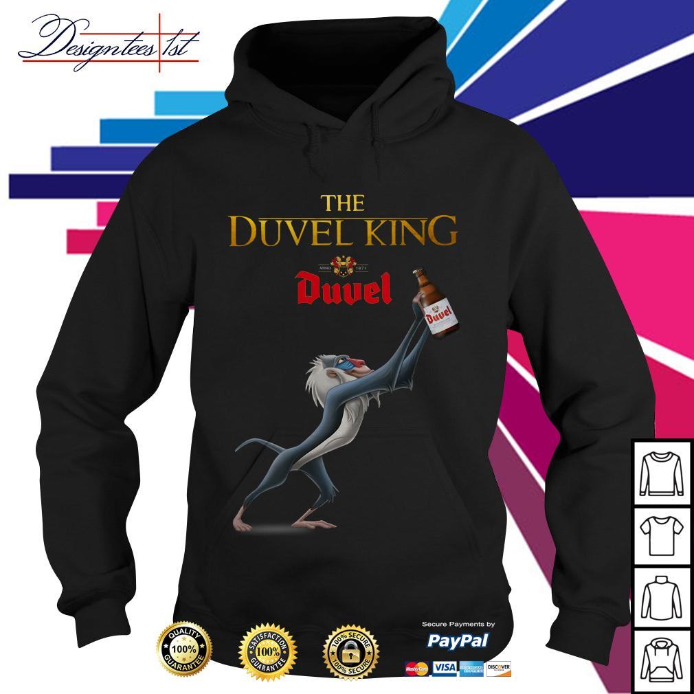 The Lion King The Duvel king Hoodie