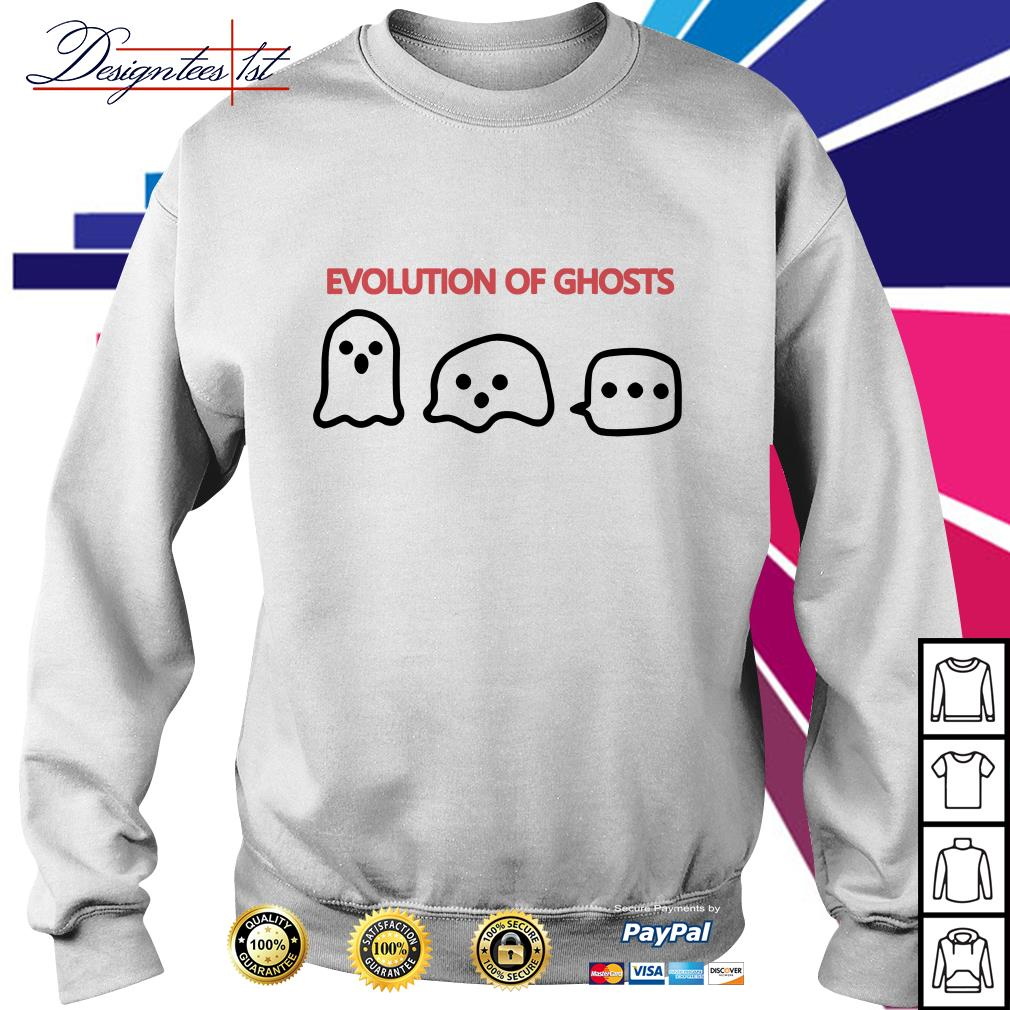 Evolution of ghosts Sweater