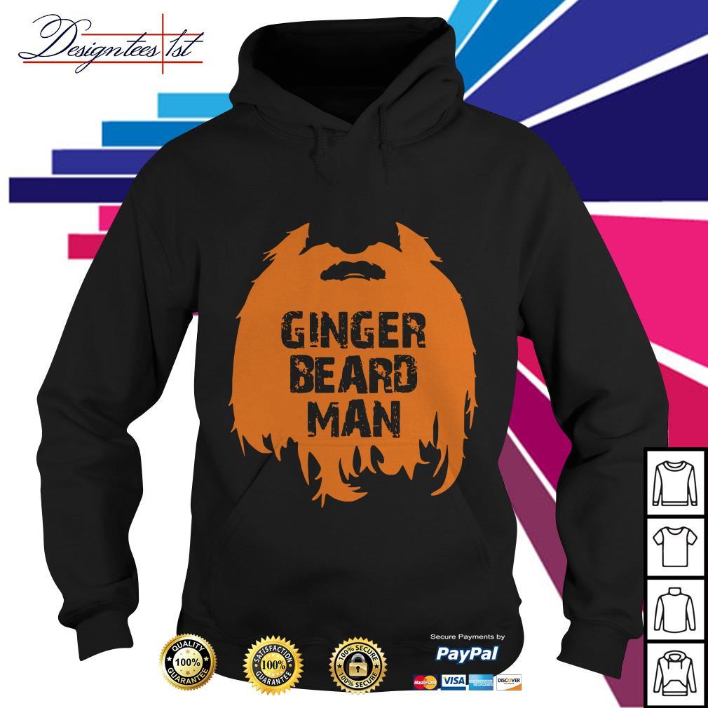 Ginger Beard man Hoodie