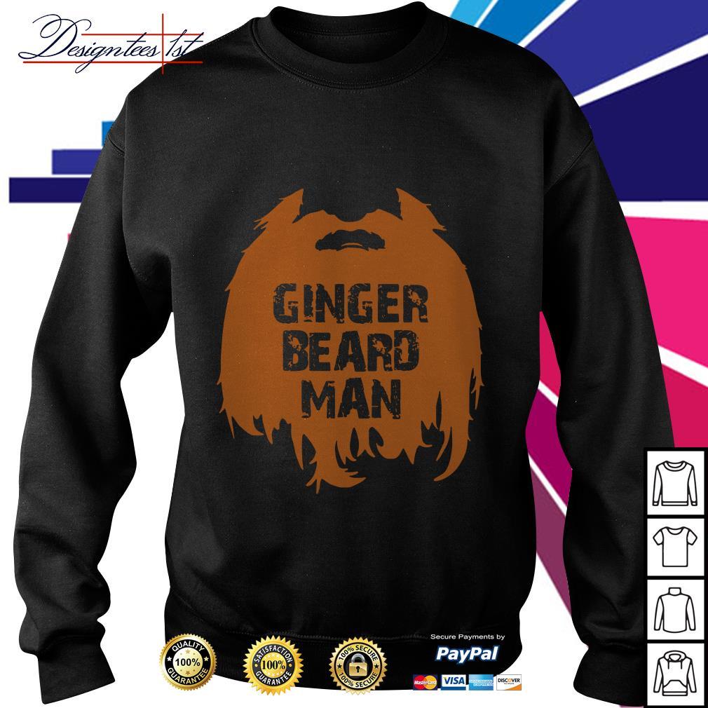 Ginger Beard man Sweater