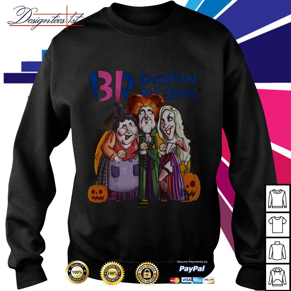 Hocus Pocus BR Baskin Robbins Halloween Sweater