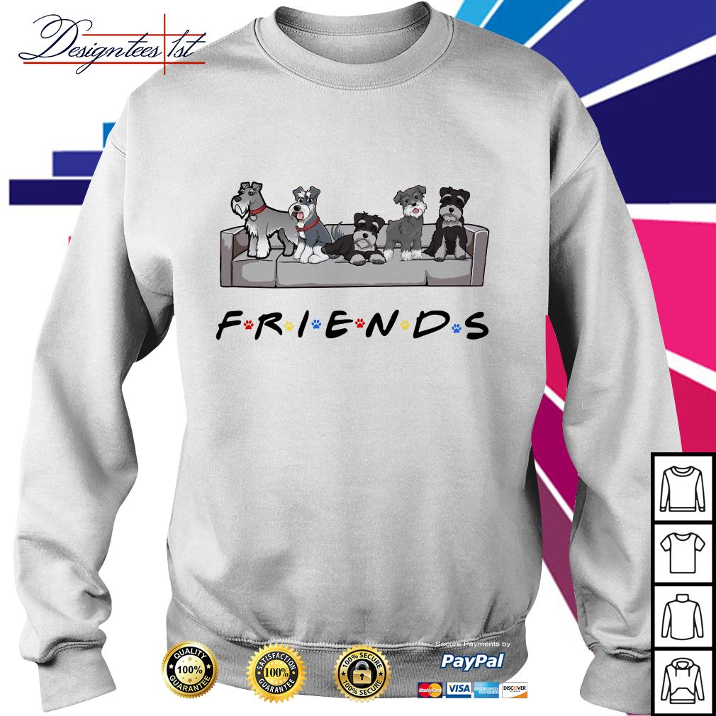 Miniature Schnauzer Friends TV show Sweater