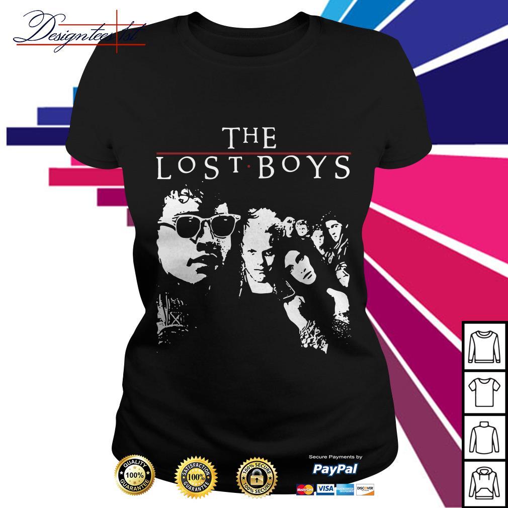 The Lost Boys Ladies Tee