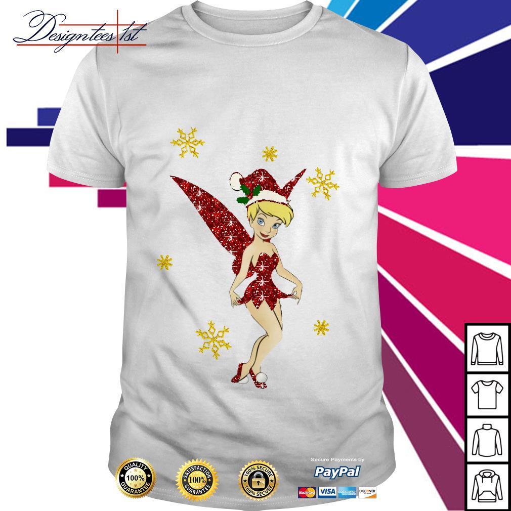 Tinkerbell Christmas shirt
