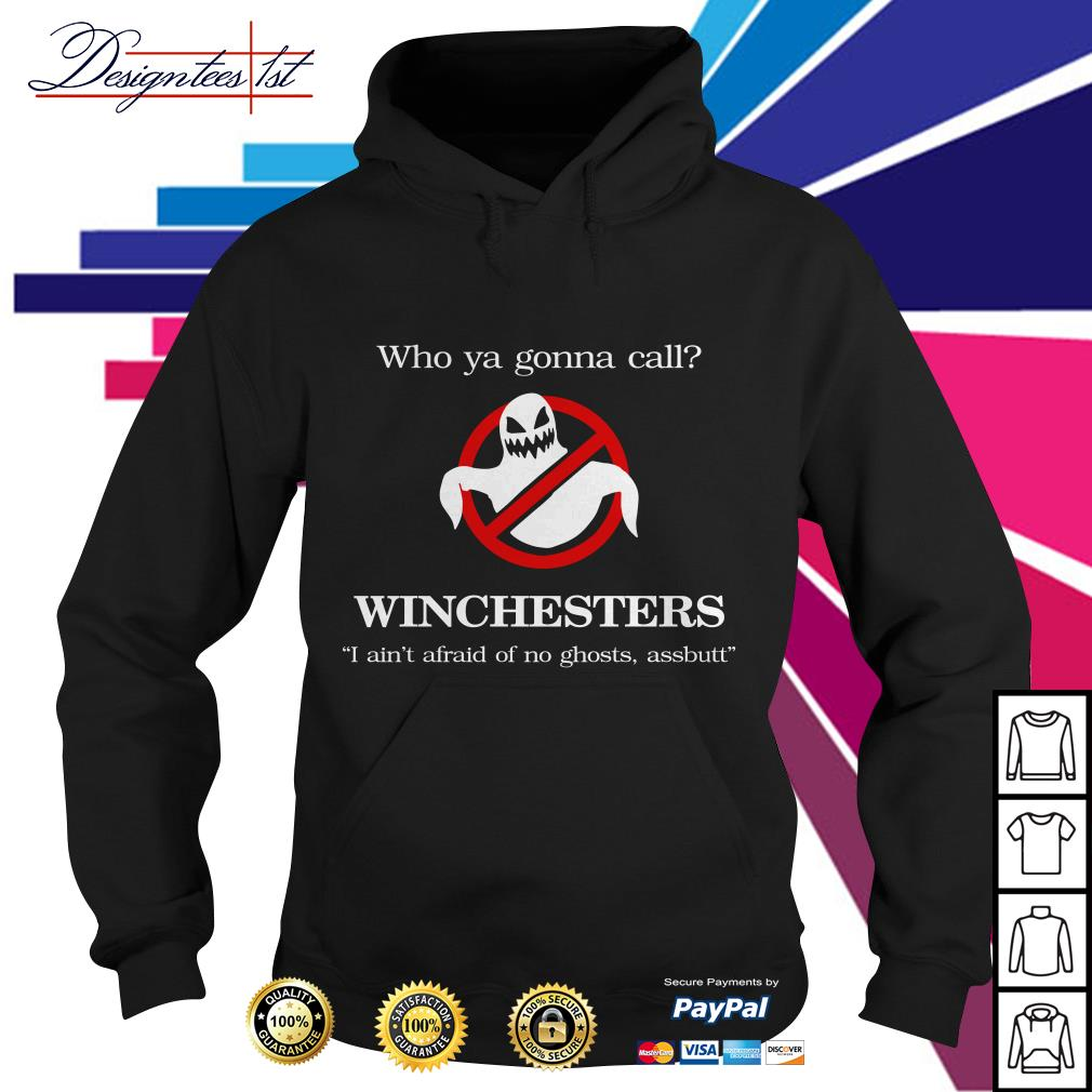 Who ya gonna call Winchesters Hoodie