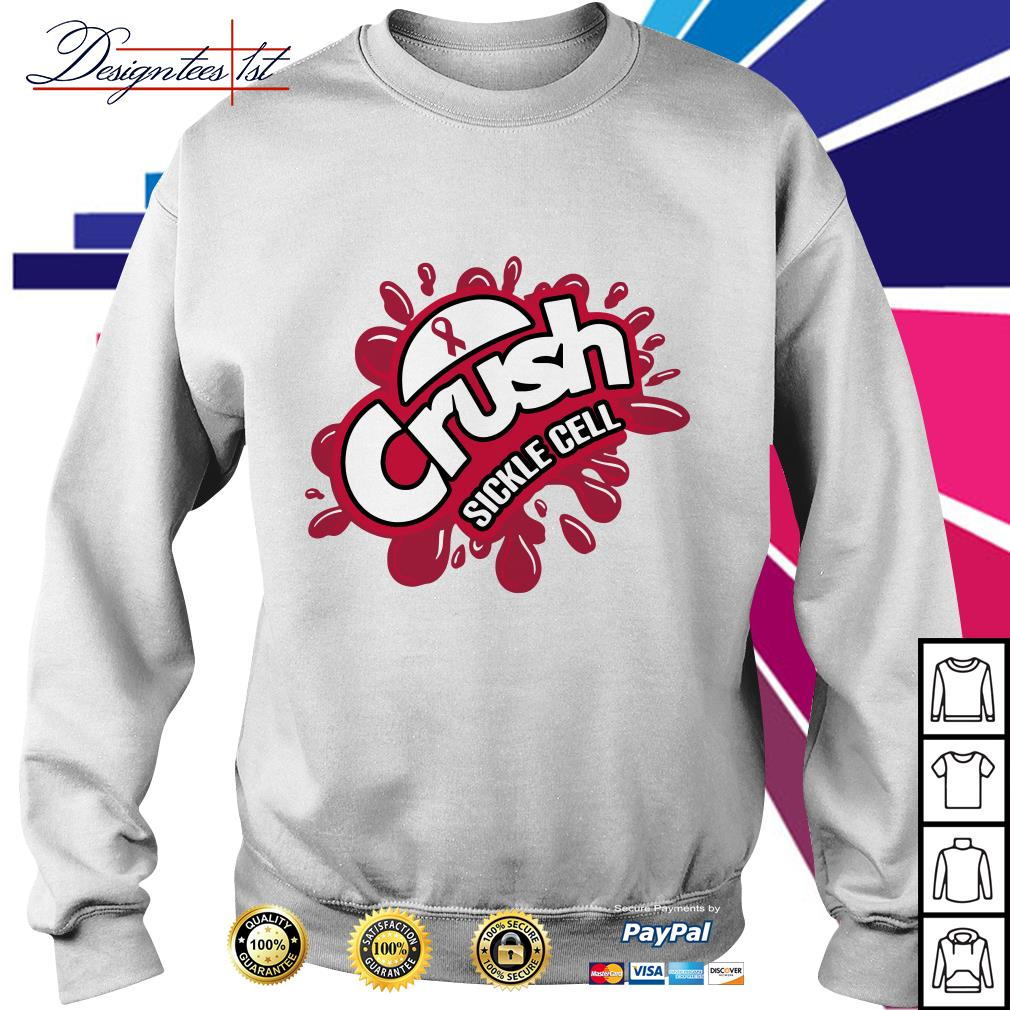 Cancer crush Sickle Cell Sweater