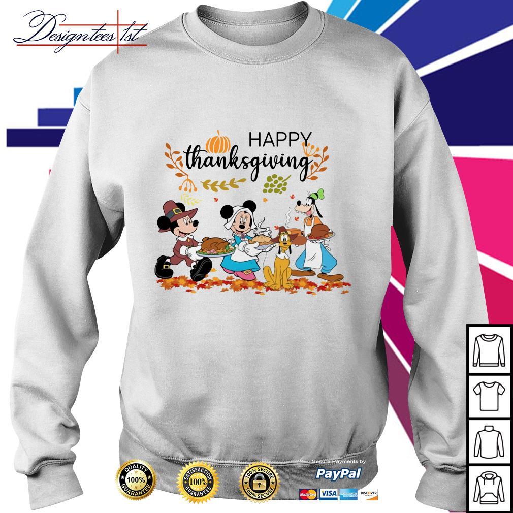 Disney happy thanksgiving Sweater