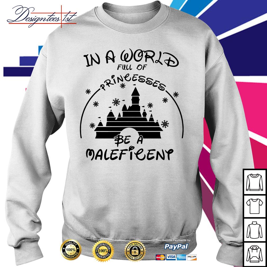 Disney in a world full of princesses be a Maleficent Sweater